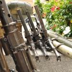 noleggio armi di scena