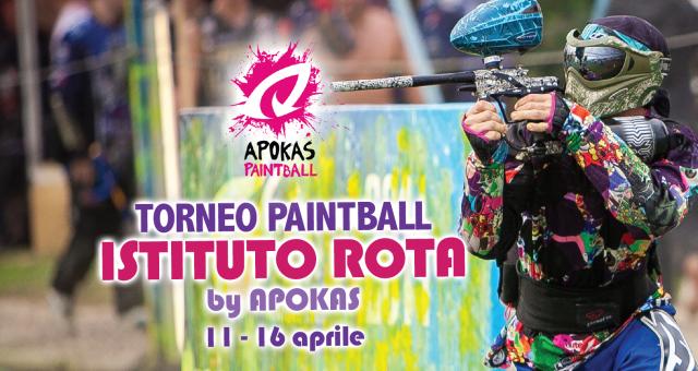Apokas conquista altre 2 scuole con i suoi tornei di paintball!