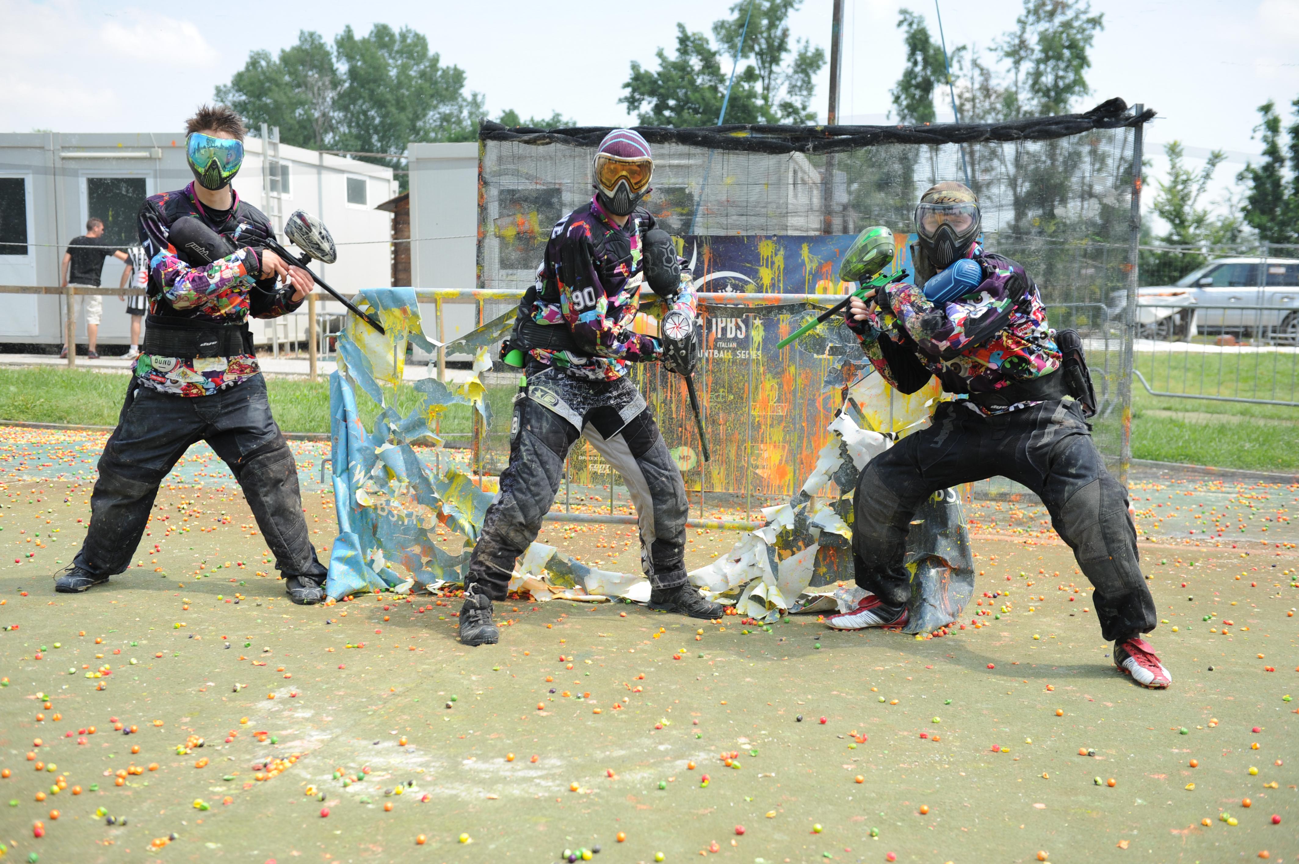 Banzai Paintball Apokas