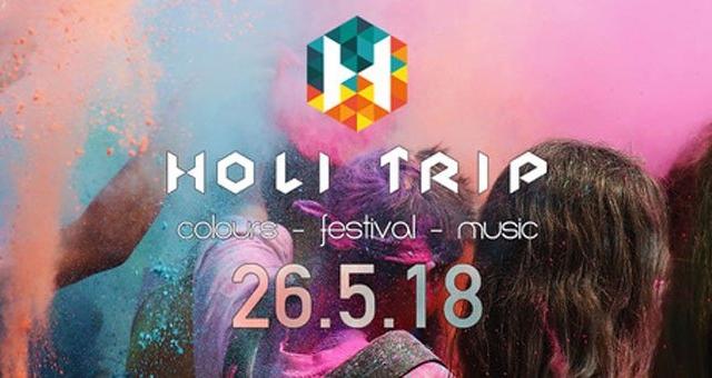 Holi Trip 2018 : il festival di Apokas torna con l'edizione più grande di sempre