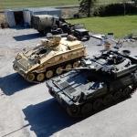 mezzi militari per film