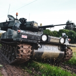 guidare carri armati