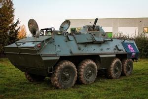 guidare carri armati in Italia